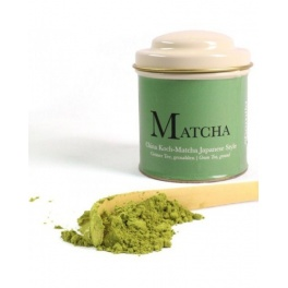 China Cooking Matcha