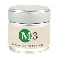 Matcha Moringa Maca Bio