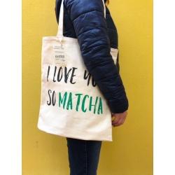 Sacosa Love Matcha