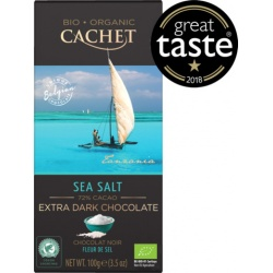 Ciocolata Neagra Bio Cachet