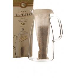 Filtre hartie ceai - marimea L, extra long