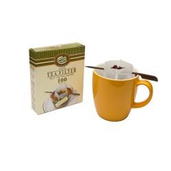 Filtru ceai cu suport